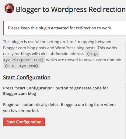 Blogger To WordPress3